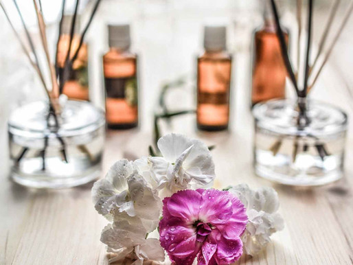 Essential Oils Part One: Chamomile, Rose, and Lavender