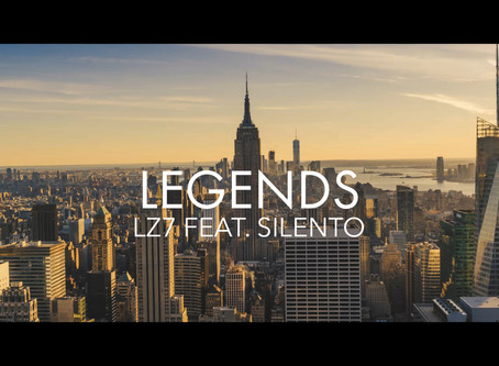 'LEGENDS' FEAT. SILENTO