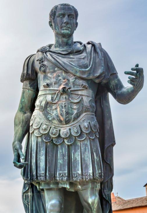 Statue of Julius Caesar