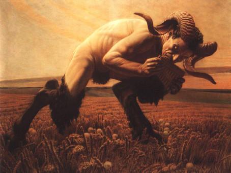 O Grande Deus Pã - Arthur Machen (resenha)