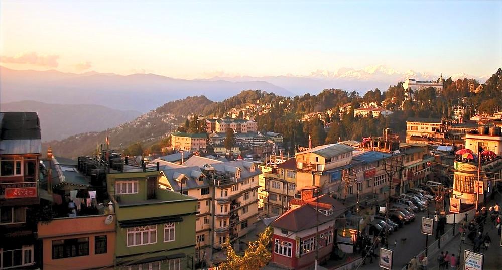 Darjeeling en Inde