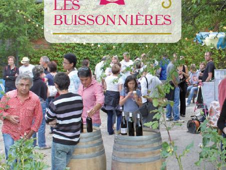Les Buissonnières au Château de Belaygues  le 19 Juillet 2018