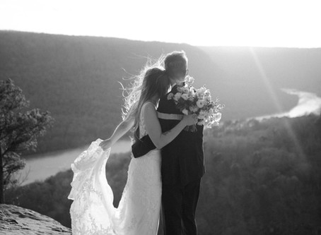 Most Beautiful Outdoor Locations to Elope in Tennessee
