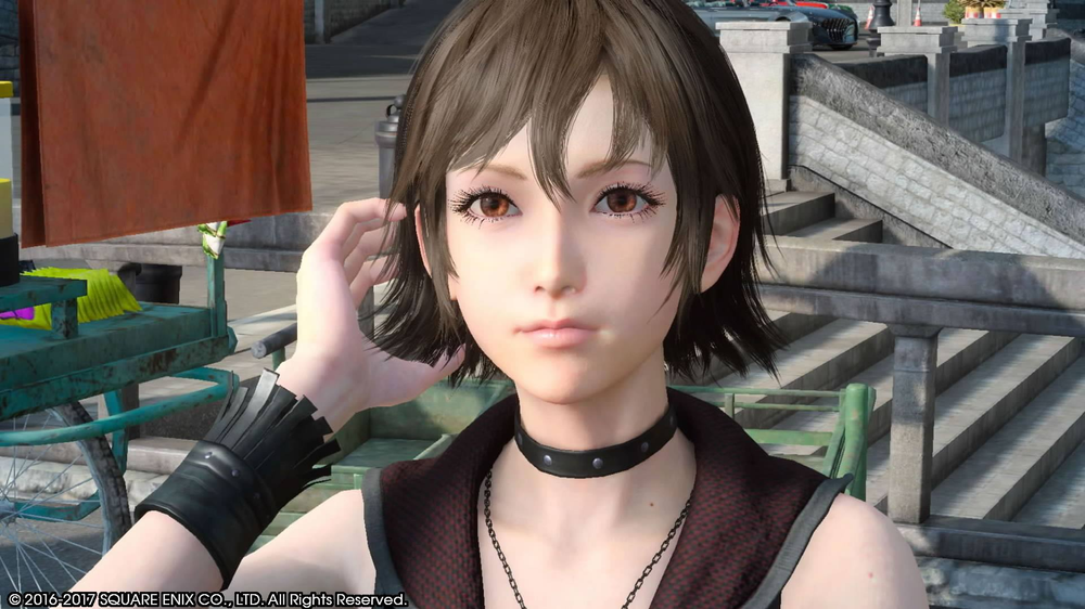 Iris Amicitia from Final Fantasy XV : SoulCaliburCreations