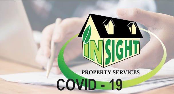Coronavirus, covid19, insight property services, naperville il