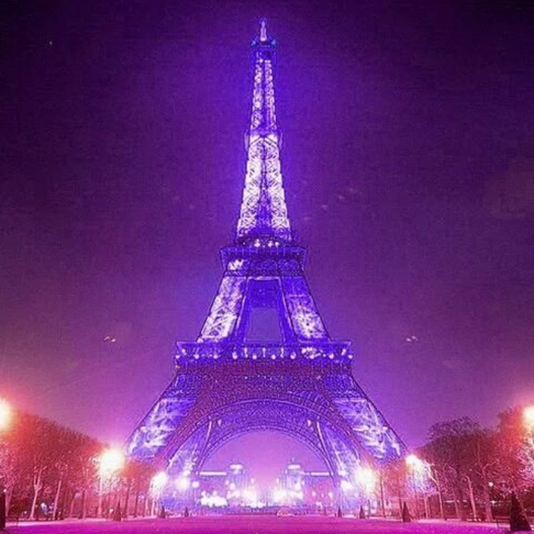 Bathed in Purple: Tributes to Prince Across the Globe