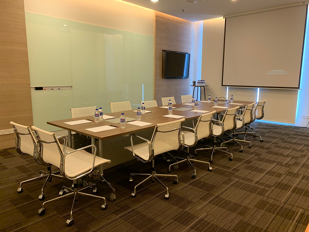 Vida bukit ceylon, Meeting room