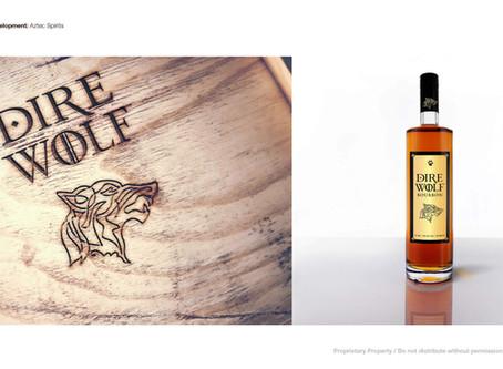 Dire Wolf Whiskey Brand