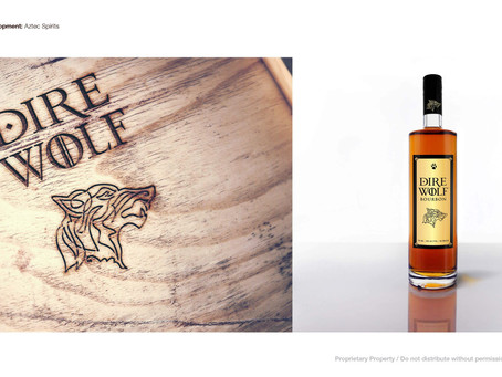 Dire Wolf Whiskey Brand