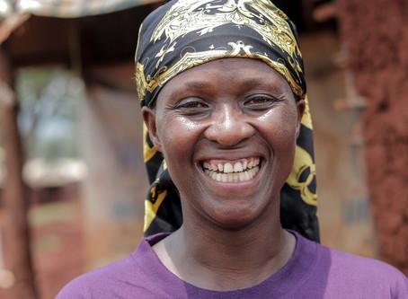 Life in the Mtendeli Refugee Camp: Esperance Balingayao