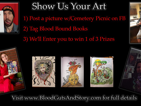 Show Us Your Art and Win!
