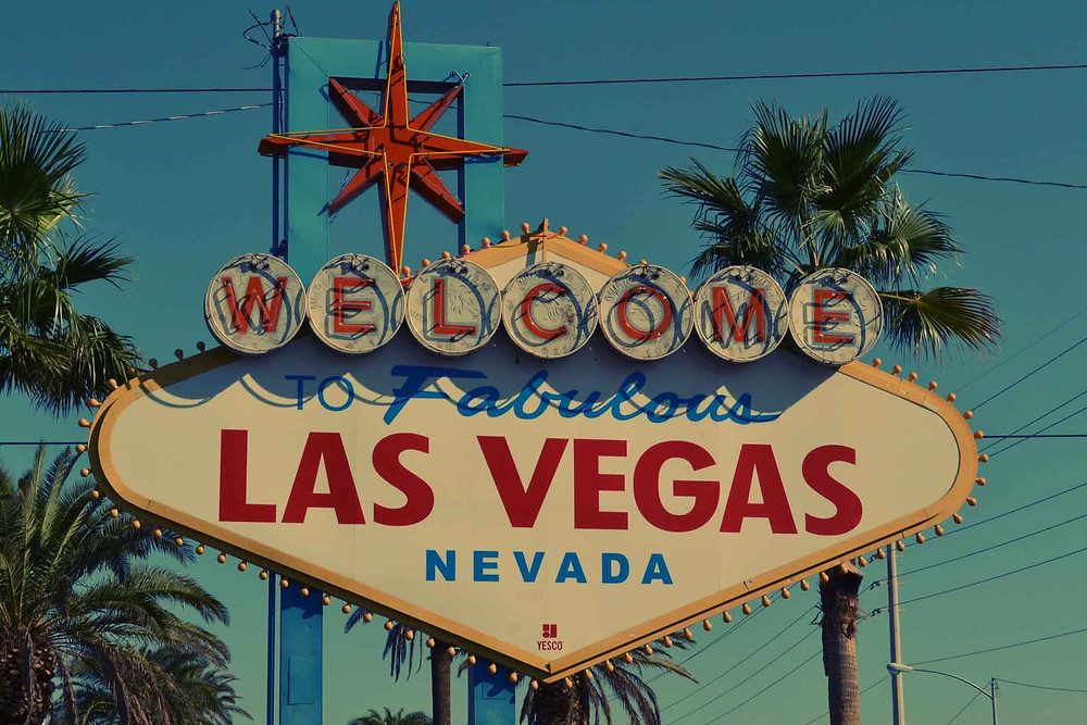 Las Vegas, the home of this year's Directions EMEA