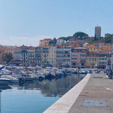 Diário de uma viagem: Cannes