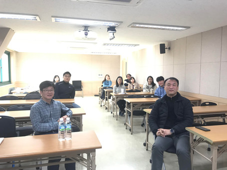 우지환 교수 세미나 (울산대 의공학과)