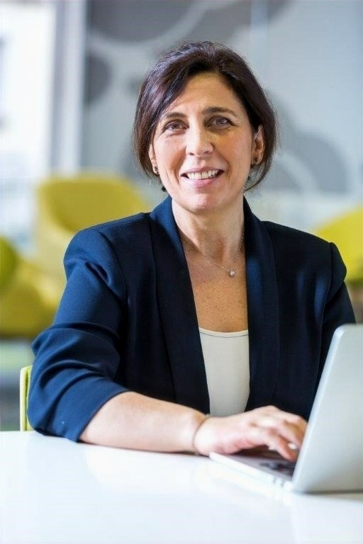 Claudia Saumell, the Regional Director Middle East of Bord Bia