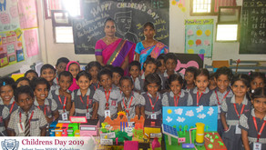Children's Day & Project Expo 2019