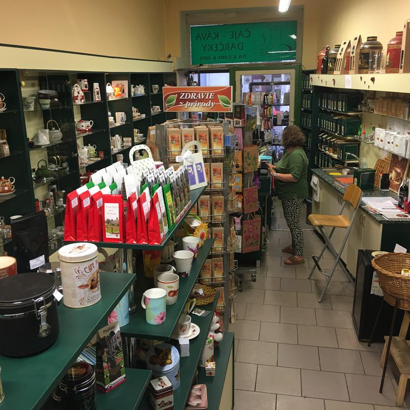 Simeon, TeaShop Piešťany