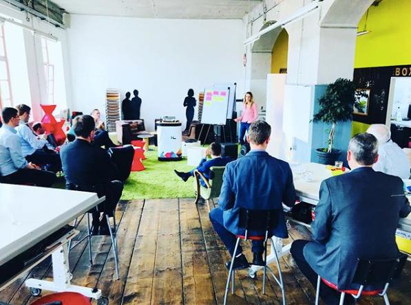 Business Modell Innovation Workshop im Coworking Loft