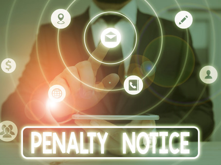 Watch Out for Tax Penalties