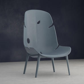 Monstera Lagoon Lounge Chair