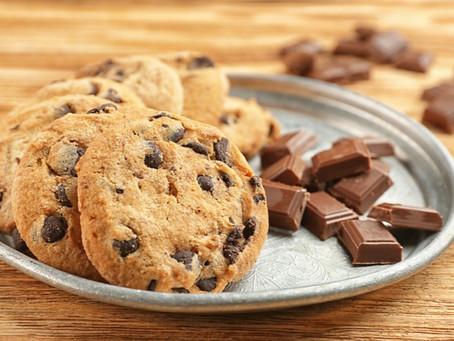 巧克力小餅乾