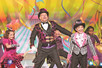 Dawson Family Competes on Disney Dance Show
