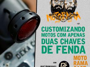 Deka Customs: Customizando Motos com Apenas Duas Chaves de Fenda - MotoramaCast #11