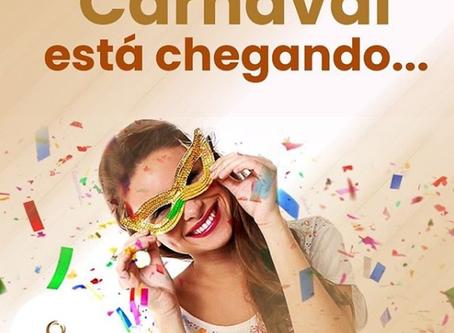 Dicas e Receitas de Drinks para o Carnaval !
