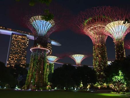 월드 e스포츠 & 블록체인 써밋 마블스 싱가포르 2019