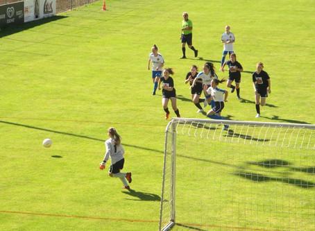 Dobler Fußballerinnen machten erste Erfahrungen