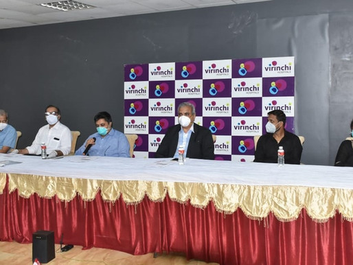 Team of Doctors at Virinchi successfully conduct kidney transplant despite uneventful disruptions