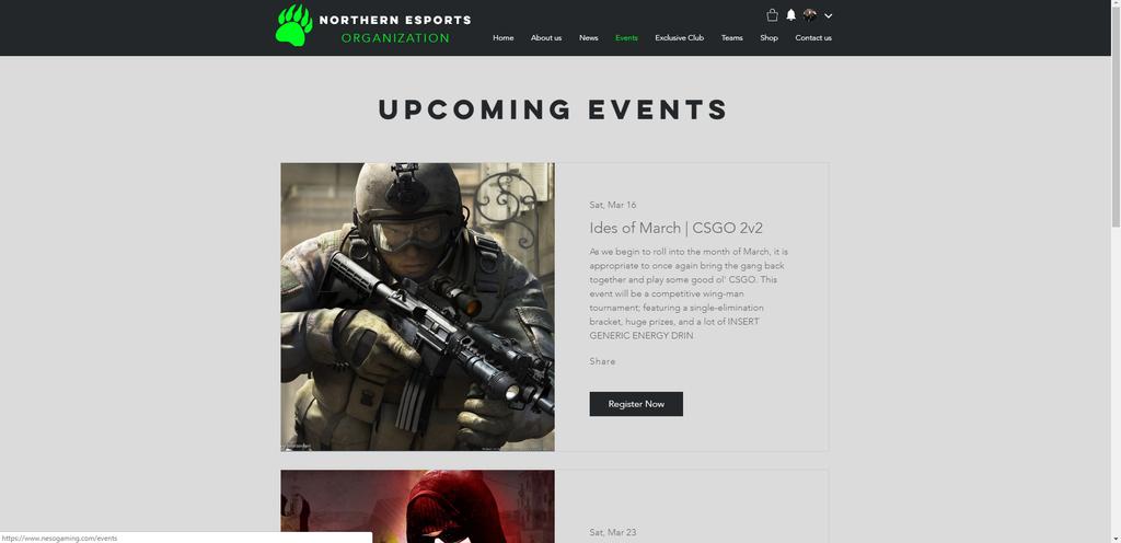 Nordhelm | Nordhelm eSports Organization