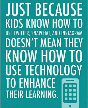 Inclusión de las nuevas tecnologías en el proceso de enseñanza
