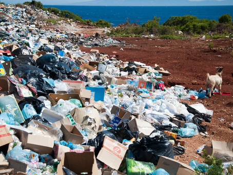 How waste affects our fresh water