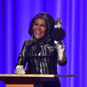 Miss Cicely Tyson Has Become The First Black Actress To Receive An Honorary Oscar