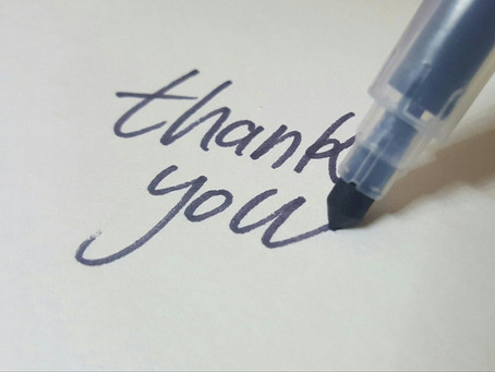 Gratitude in 2020: A post-Thanksgiving reflection