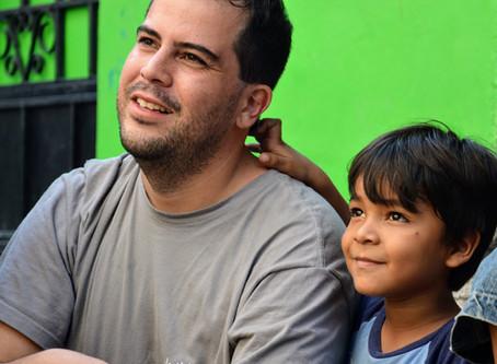 Patenbrief von Francisco aus El Salvador
