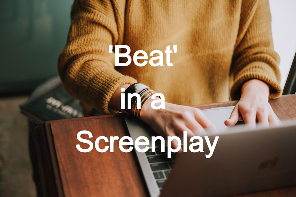 How to write beat in a script