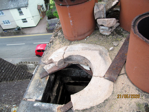 More chimney problems