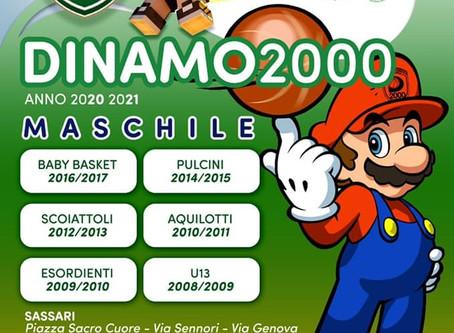 Campagna Reclutamento Maschile 2020/2021