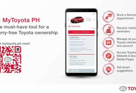 All-in-One Toyota Webapp