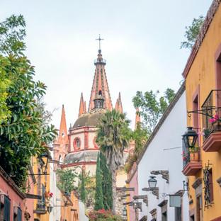 Qué ver en San Miguel de Allende, la ciudad más romántica de México