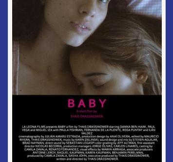 BABY wins at the Ícaro 22 Festival Internacional de Cine en Centroamérica
