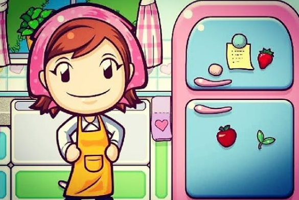 Cooking Mama Nintendo DS