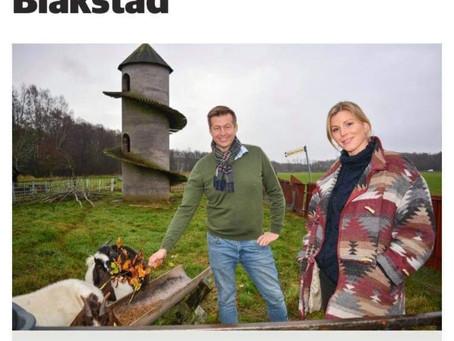 Ny dyresatsing og mindre selskapligheter hos Blakstad