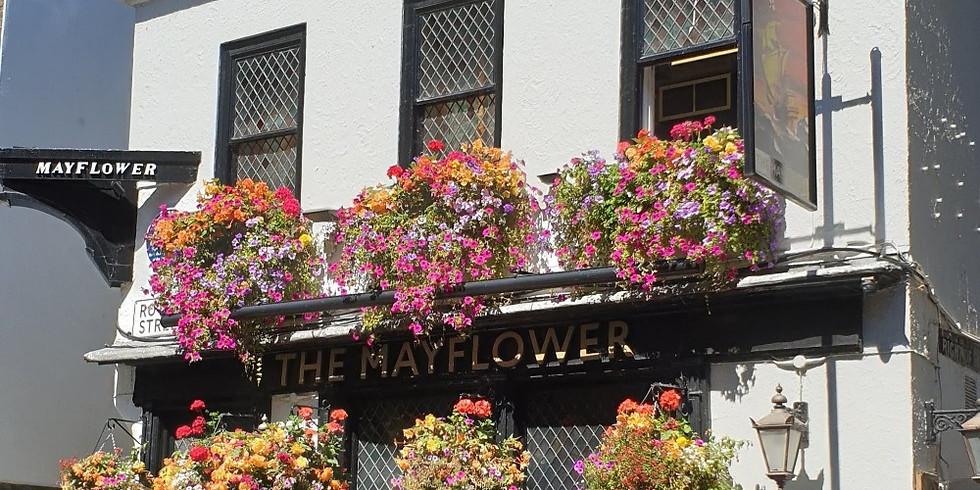 Virtual Mayflower in London Tour
