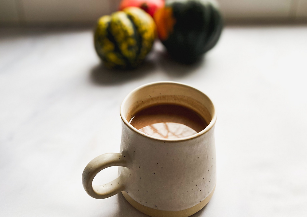 Nina Fischer Nutrition's Bloody Hot Chocolate
