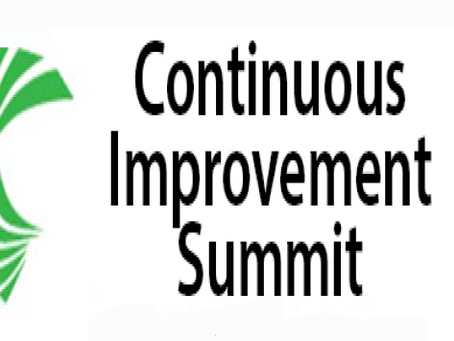 Continuous Improvement Summit