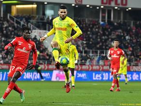 DFCO 3–3 Nantes : Mal récompensés
