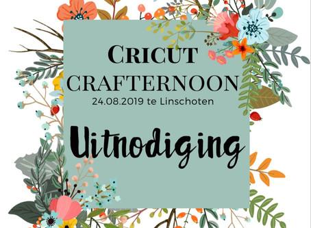 Cricut Crafternoon